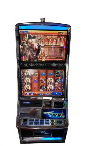 Laredo slot machine