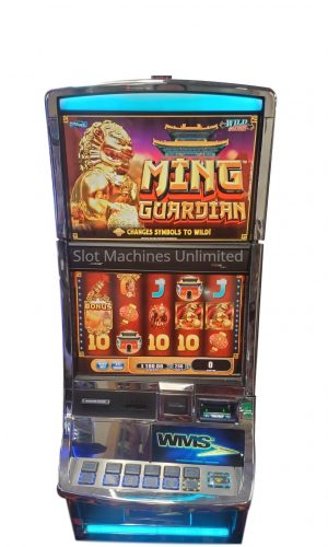 Ming Guardian slot machine