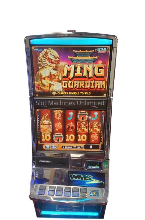 Ming Guardian slot machine