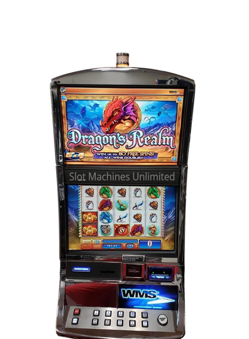 Dragon Realm Slot Machine