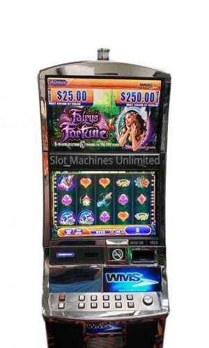 Fairy's Fortune slot machine