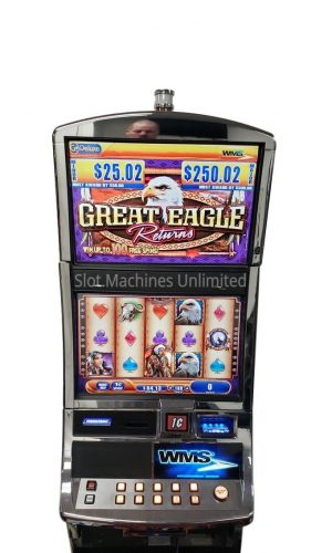Great Eagle Returns slot machine