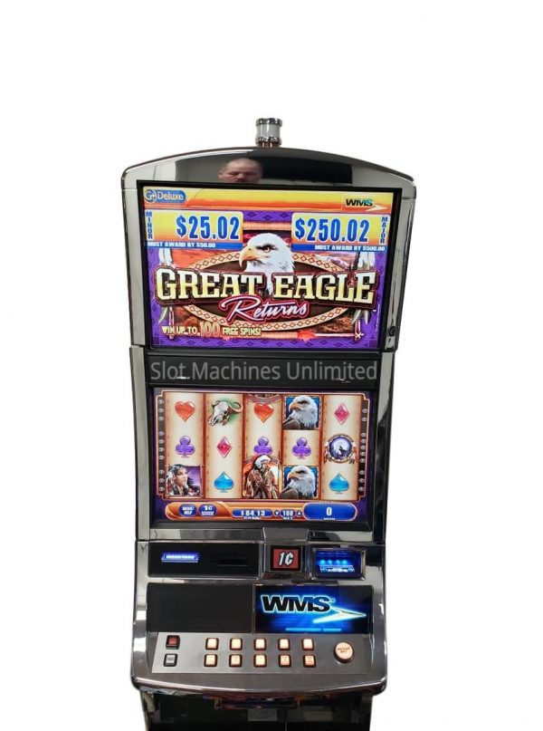 Great Eagle Returns slot machine
