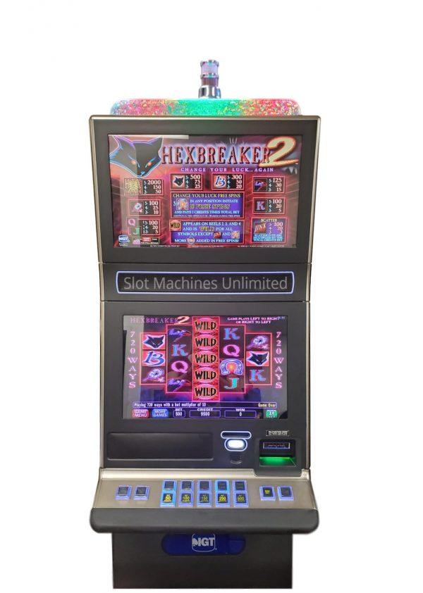 Hexbreaker 2 slot machine
