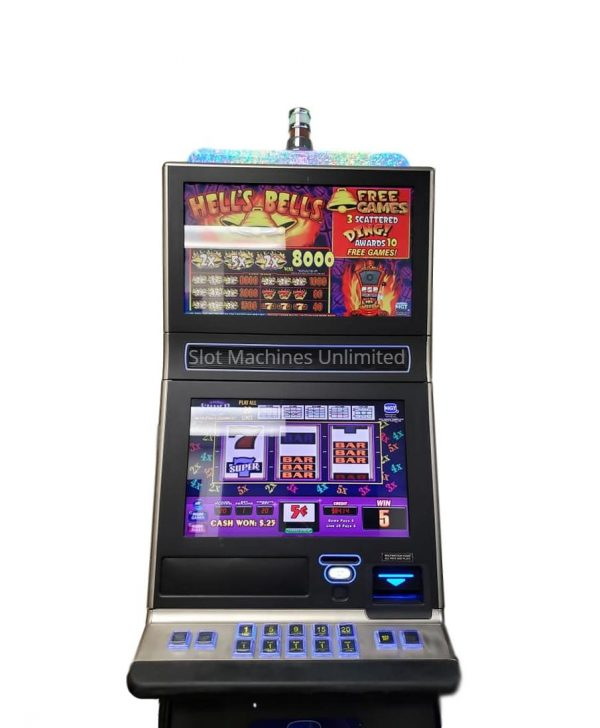 Hells Bells slot machine