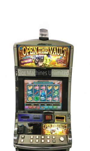 Open the Vault