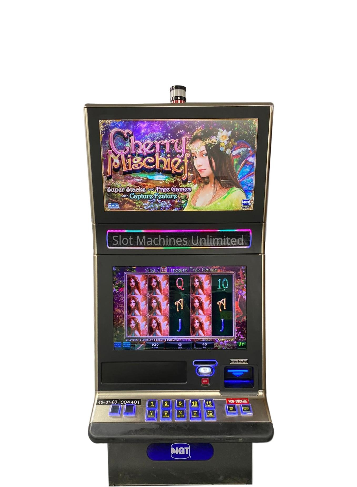 Cherry Mischief Slot Machine