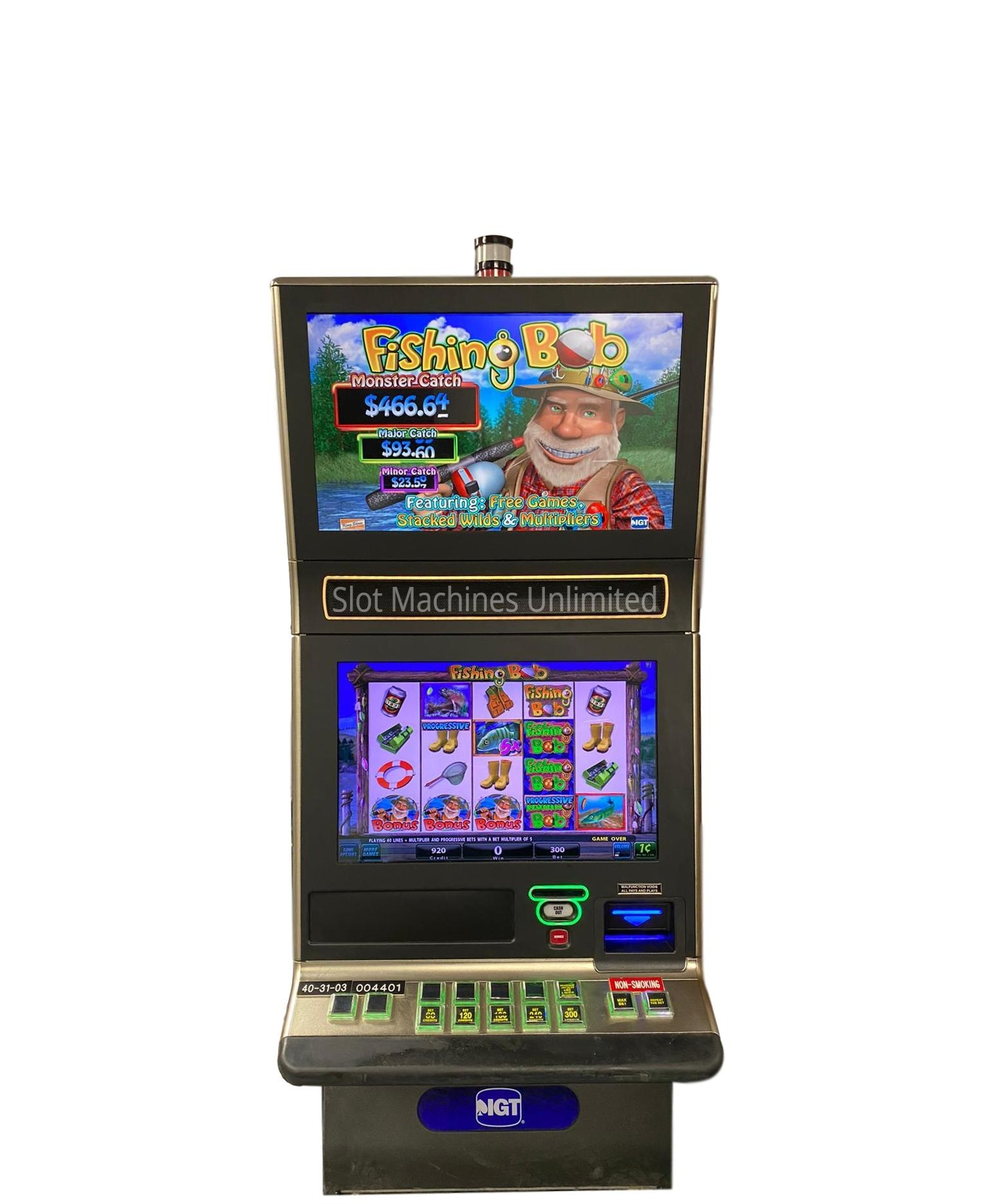 Fishing Bob Slot