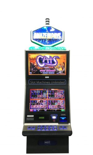 Cats slot machine