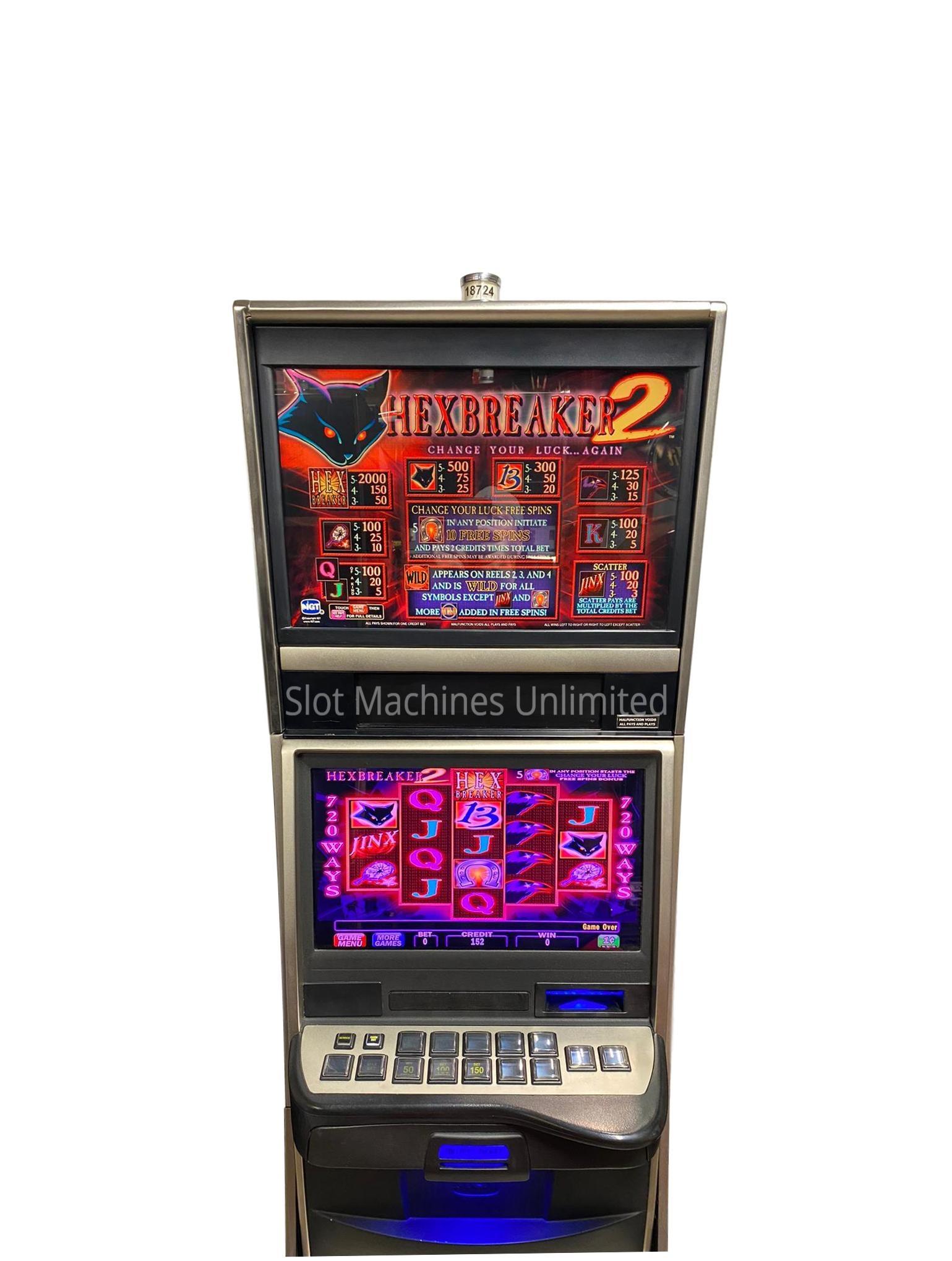 Hex Breaker Slot