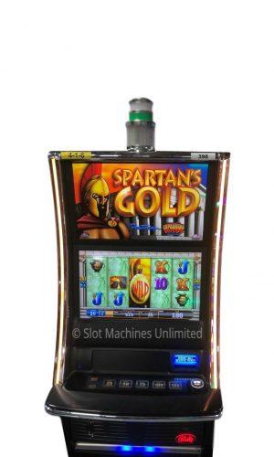 Spartan's Gold