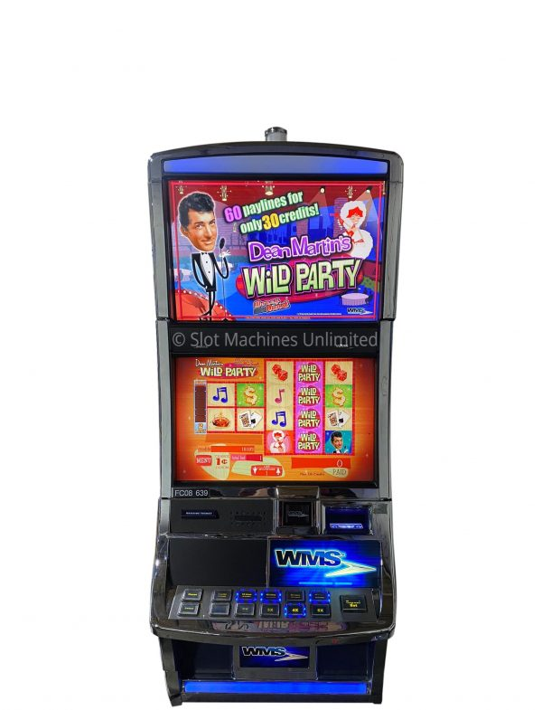 Dean Martin's Wild Party